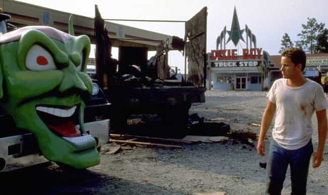 Maximum Overdrive is listed (or ranked) 1 on the list Horrible Horror Films That Are Fun As Heck To Watch