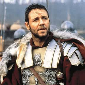 Maximus Decimus Meridius is listed (or ranked) 23 on the list The Best Oscar-Winning Actor Performances, Ranked