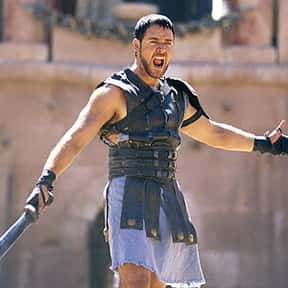 Maximus Decimus Meridius is listed (or ranked) 10 on the list The Most Hardcore Big Screen Action Heroes