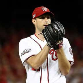 Max Scherzer is listed (or ranked) 24 on the list List of Famous Baseball Starting Pitchers