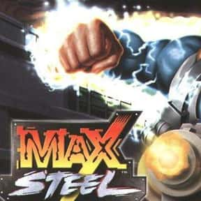 Max Steel is listed (or ranked) 10 on the list Kids' WB TV Shows/Programs