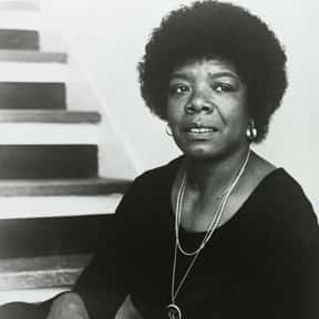 Maya Angelou is listed (or ranked) 10 on the list Famous People From Missouri
