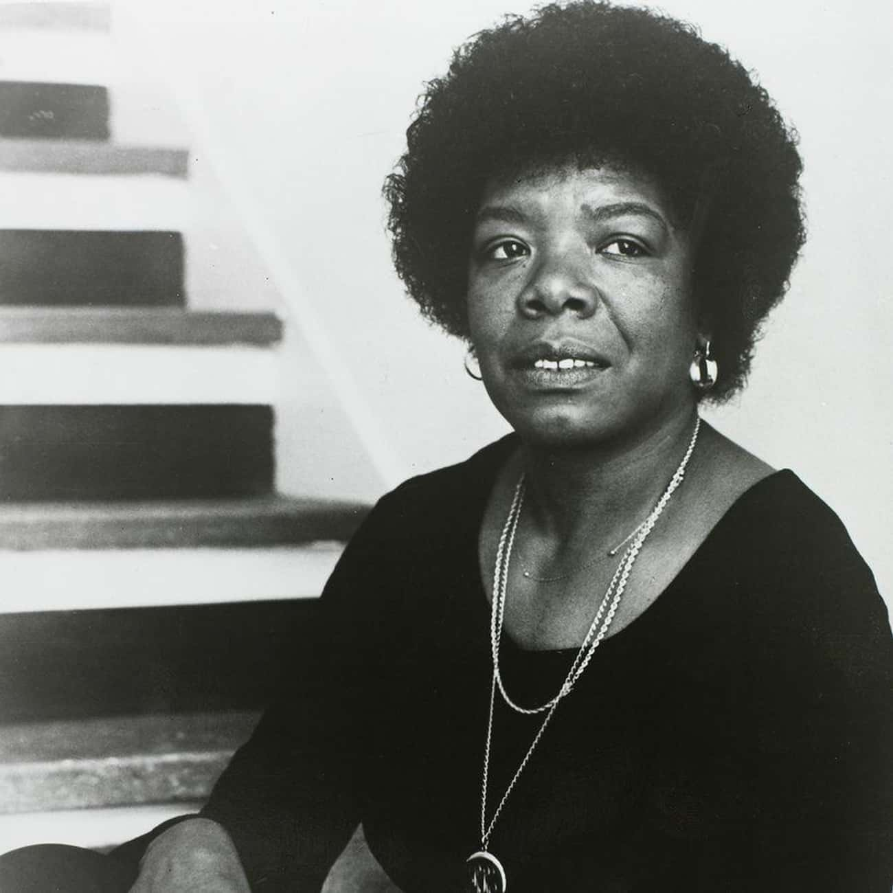 Maya Angelou is listed (or ranked) 1 on the list Famous Female Playwrights