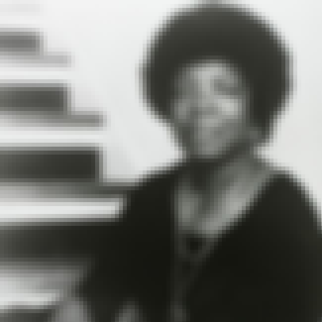 Maya Angelou is listed (or ranked) 2 on the list Famous Female Professors