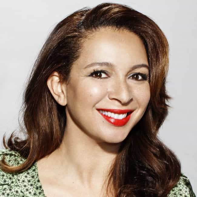Maya Rudolph is listed (or ranked) 4 on the list 23 Famous People Who Are Both Black and Jewish