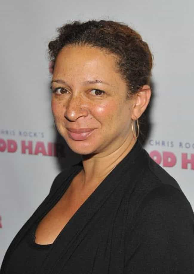 Maya Rudolph is listed (or ranked) 9 on the list 25 Famous People with Jewish Fathers