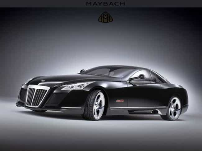 Maybach Exelero is listed (or ranked) 3 on the list Full List of Maybach Models