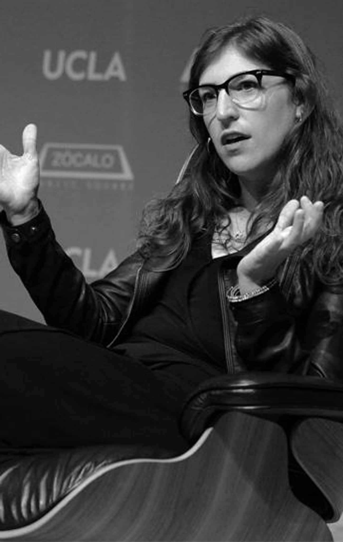 Mayim Bialik is listed (or ranked) 3 on the list 14 Famous People Who Have PhDs