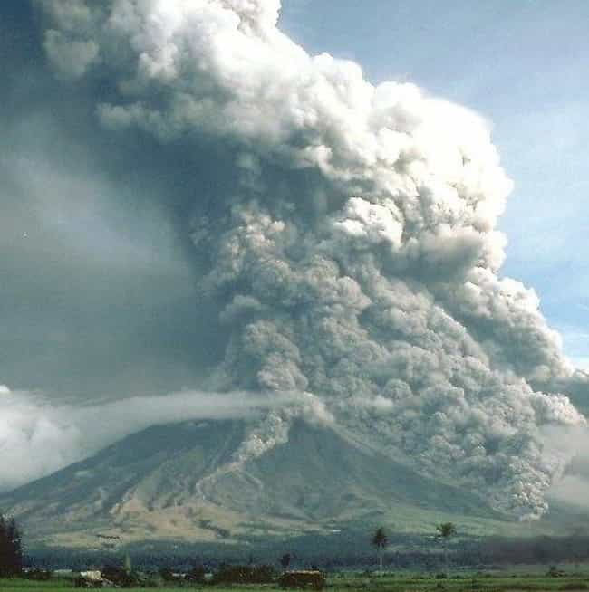 Mayon Volcano is listed (or ranked) 1 on the list The World's Most Dangerous Volcanoes