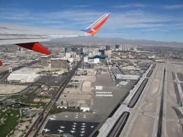 McCarran International Airport In Las Vegas Has A Secret Bedroom
