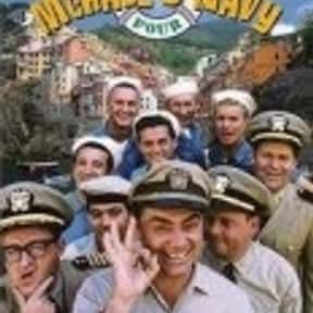 McHale's Navy is listed (or ranked) 19 on the list The Best Military TV Shows