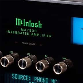 McIntosh Laboratory is listed (or ranked) 22 on the list The Best Speaker Brands