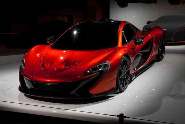McLaren is listed (or ranked) 1 on the list The Best Looking Car Brands
