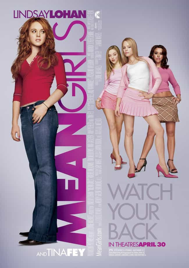 Mean Girls is listed (or ranked) 3 on the list What to Watch If You Love 'Riverdale'