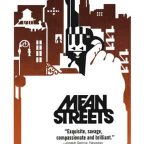 Mean Streets is listed (or ranked) 15 on the list The Best Robert De Niro Movies