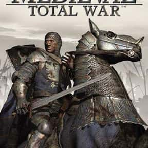 Medieval: Total War is listed (or ranked) 25 on the list The Best Strategy Games of All Time, Ranked