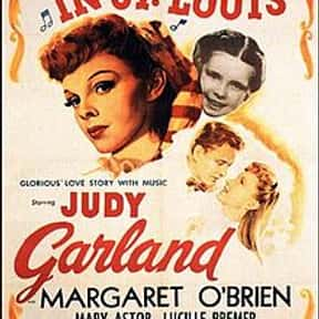 Meet Me in St. Louis is listed (or ranked) 16 on the list The Best Romance Movies of the 1940s