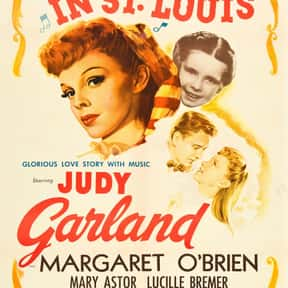 Meet Me in St. Louis is listed (or ranked) 10 on the list The Very Best Classic Musical Movies, Ranked