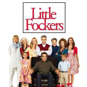 Little Fockers is listed (or ranked) 6 on the list The Most Overrated Movies of All Time