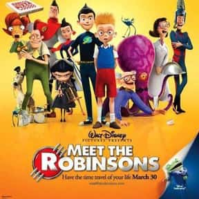Meet the Robinsons is listed (or ranked) 1 on the list The Best Children's and Kids' Movies on Netflix