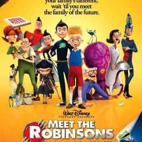 Meet the Robinsons is listed (or ranked) 13 on the list The Best Time Travel Comedies, Ranked