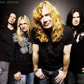 Megadeth is listed (or ranked) 9 on the list The Greatest Heavy Metal Bands Of All Time