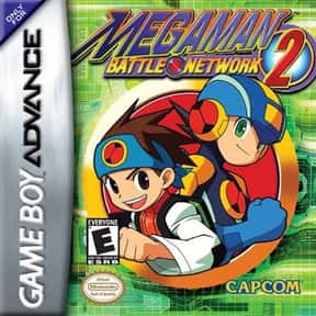 Mega Man Battle Network 2 is listed (or ranked) 16 on the list List of All Strategy Video Games