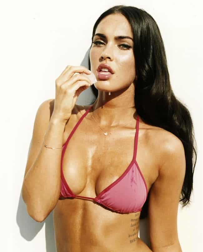 Megan Fox is listed (or ranked) 4 on the list FHM South Africa's Top 100 Women List 2013
