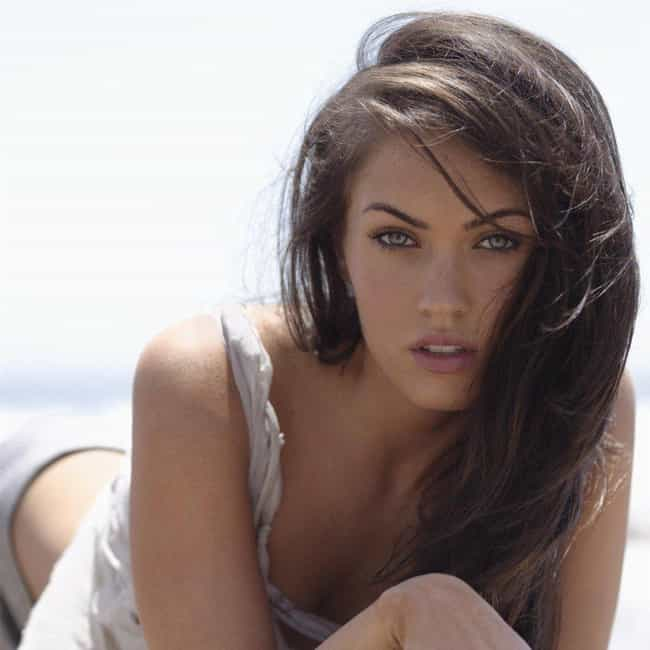 Megan Fox is listed (or ranked) 3 on the list The Most Captivating Celebrity Eyes (Women)