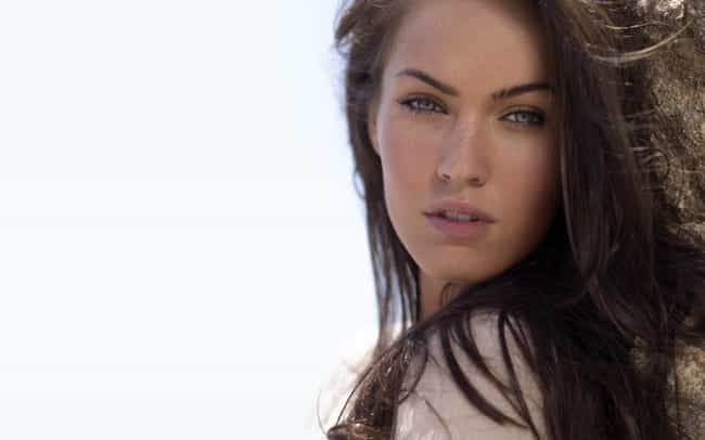 Megan Fox is listed (or ranked) 4 on the list Beautiful Celebrity Girls with Adorable Freckles