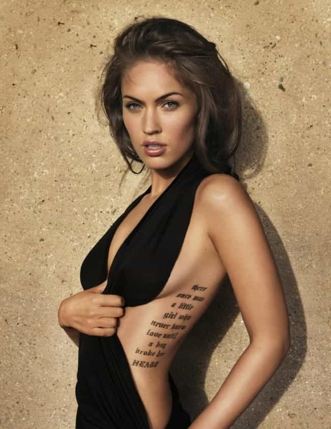 Megan Fox is listed (or ranked) 4 on the list The Hottest MILFs On Earth