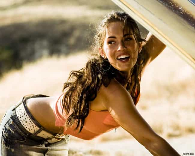Megan Fox is listed (or ranked) 1 on the list The 30 Hottest Women We Are Most Thankful For This Year