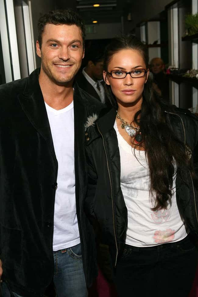 Megan Fox is listed (or ranked) 40 on the list 48 Famous Couples with Huge Age Differences