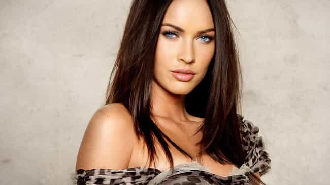Megan Fox is listed (or ranked) 2 on the list Famous People of Irish Descent