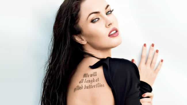 Megan Fox is listed (or ranked) 1 on the list 80+ Famous People of English Descent