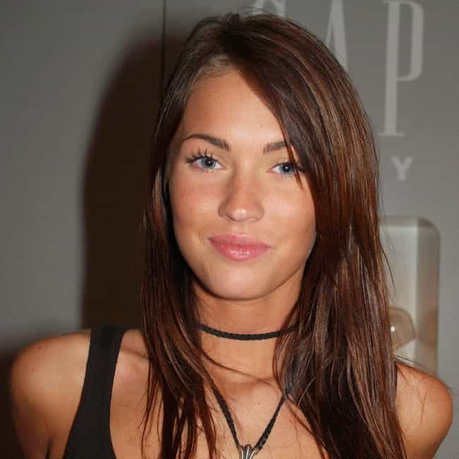 Megan Fox is listed (or ranked) 4 on the list 25 Celebrities Who Were on the Swim Team