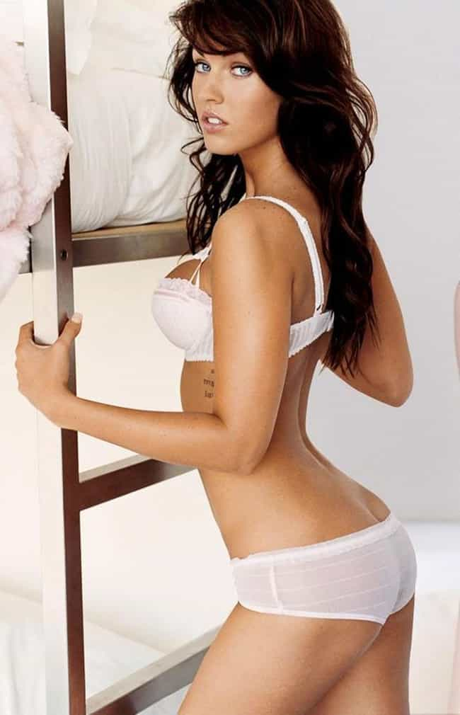 Megan Fox is listed (or ranked) 3 on the list The Hottest Models Who Are Actresses