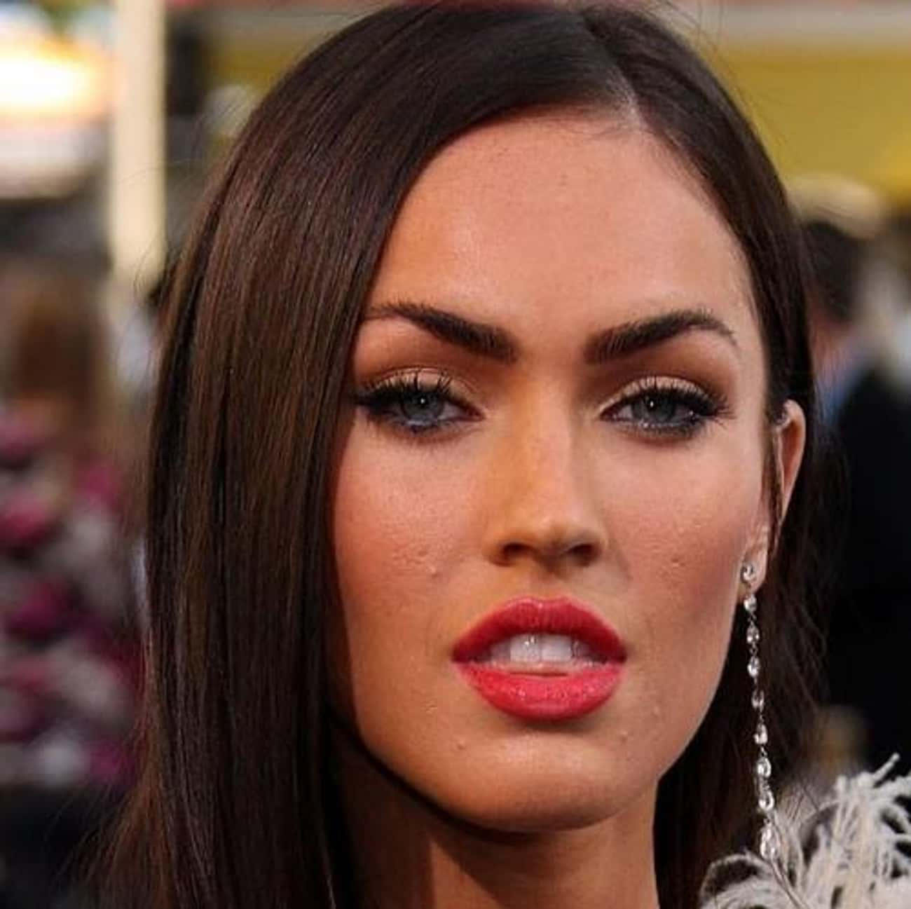 Megan Fox is listed (or ranked) 2 on the list 52 Celebrities Who Have Acne