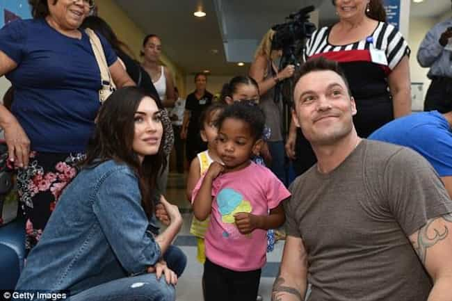 Megan Fox is listed (or ranked) 2 on the list 52 Celebrities Who Have Visited Their Fans in the Hospital