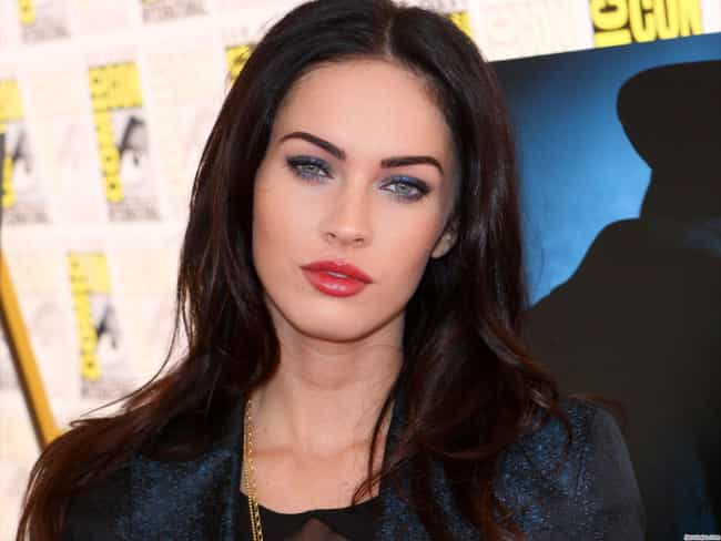 Megan Fox is listed (or ranked) 4 on the list 27 Celebrities Who Hate Being Famous