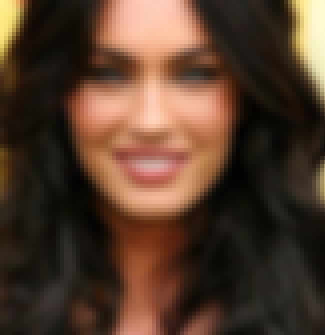 Megan Fox is listed (or ranked) 2 on the list The Most Captivating Celebrity Eyes (Women)