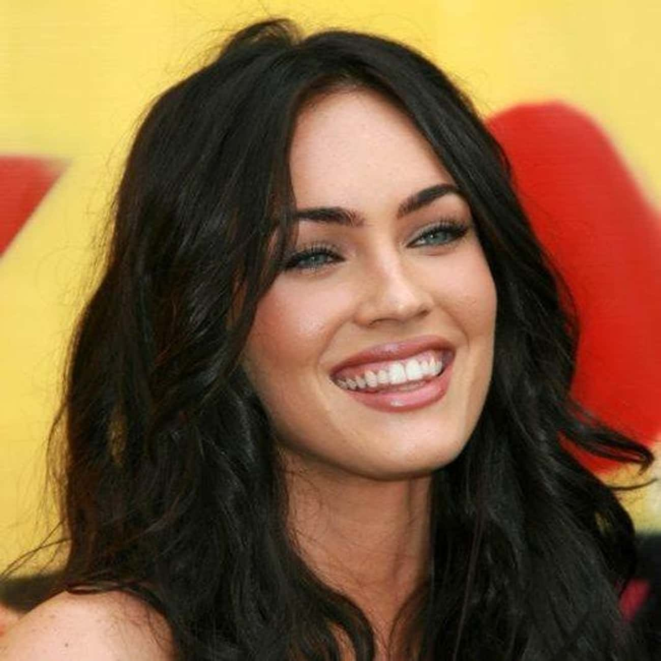 Megan Fox is listed (or ranked) 4 on the list Hollywood's 10 Best Smiles