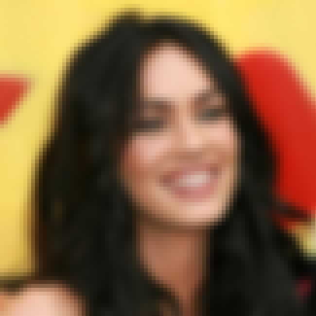 Megan Fox is listed (or ranked) 5 on the list Hollywood's 10 Best Smiles