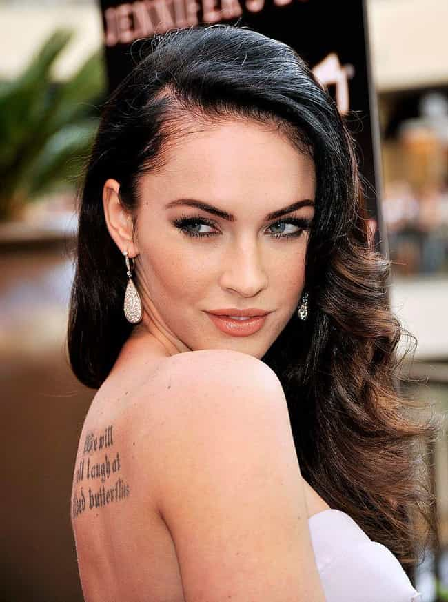 Megan Fox is listed (or ranked) 1 on the list Famous People Who Were Relentlessly Bullied