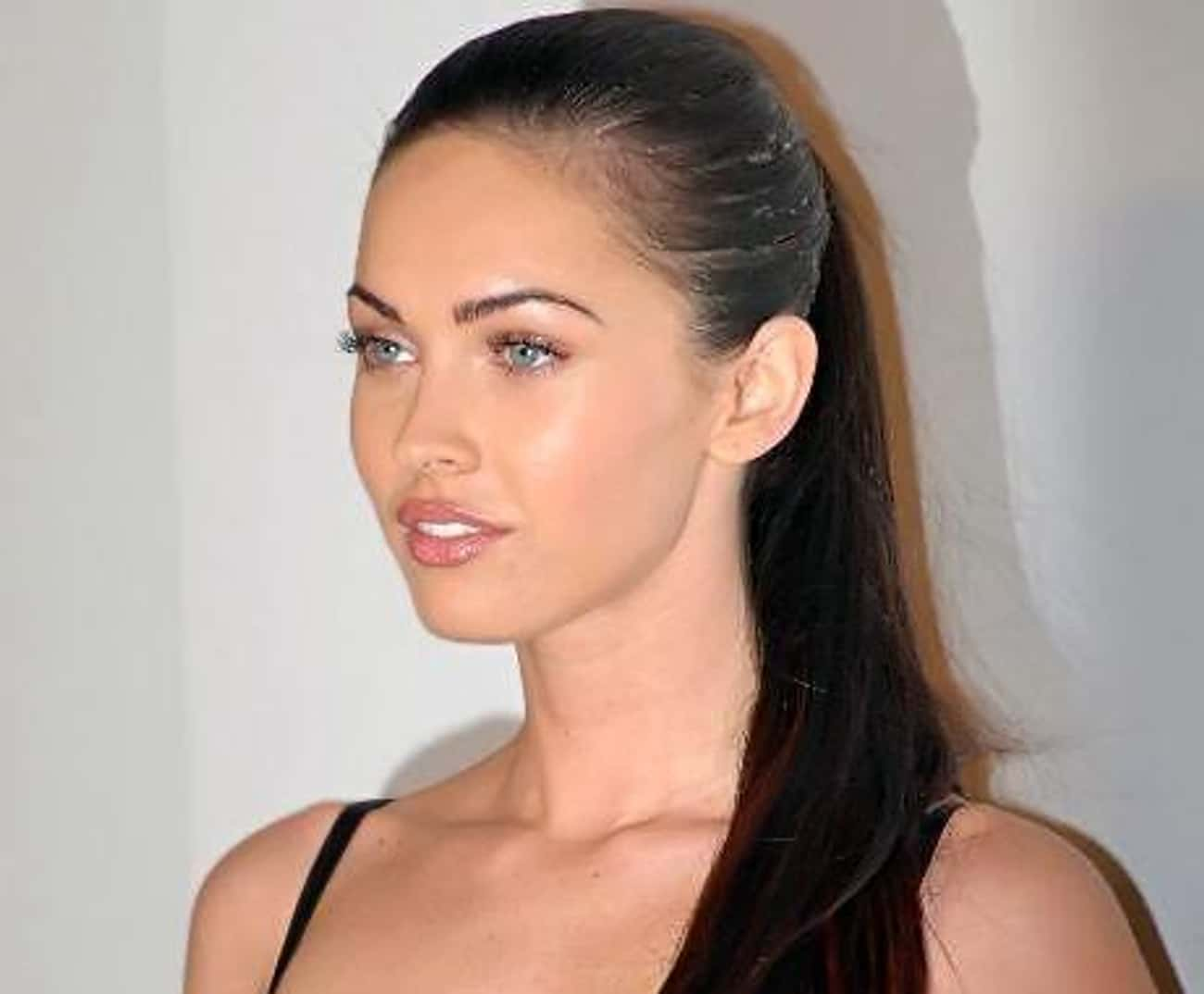 Megan Fox Supposedly Never Flushes The Toilet