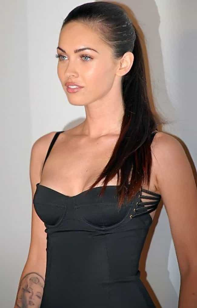 Megan Fox is listed (or ranked) 1 on the list Famous People You Didn't Know Were Pentecostal