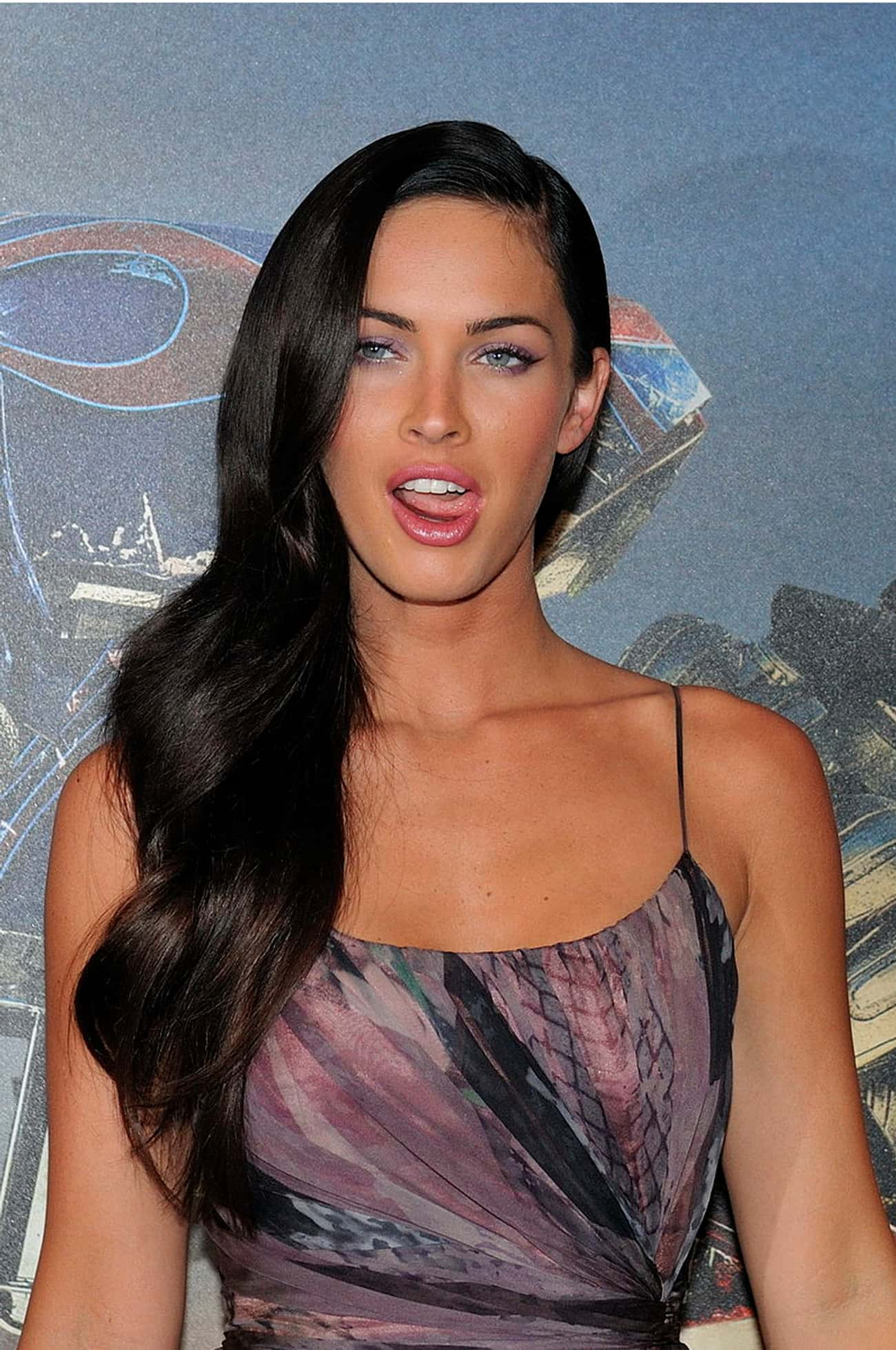 Megan Fox is listed (or ranked) 1 on the list 20 Famous ESTPs