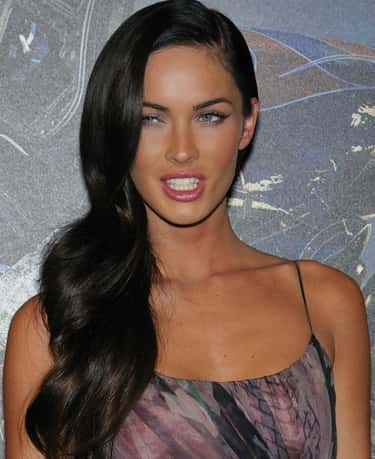Megan Fox Has a Fear of Paper is listed (or ranked) 2 on the list 32 Celebrities Who Have Insane Phobias