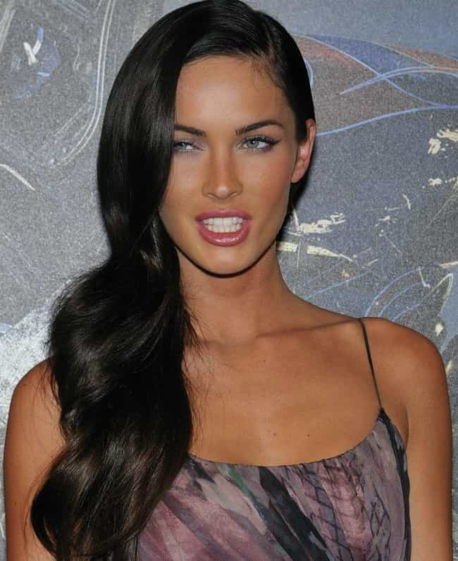 Megan Fox is listed (or ranked) 2 on the list 32 Celebrities Who Have Insane Phobias