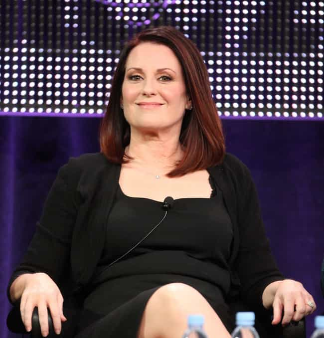Megan Mullally is listed (or ranked) 2 on the list Famous People who Majored in English Literature